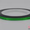 Зеленая лента для ногтей