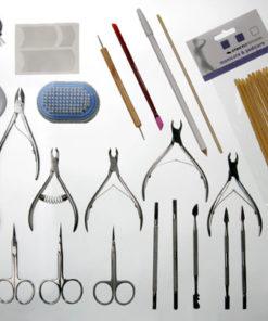 Инструмент, кисти, пилочки