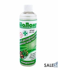 БиоЛонг / Концентрат для приготовления рабочих растворов для дезинфекции инструментов / 250 мл