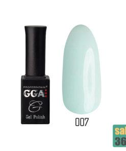 Гель лак GGA Professional 10 мл 007 / 10мл