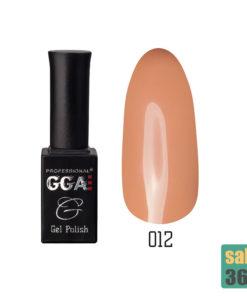 Гель лак GGA Professional 10 мл 012 / 10мл