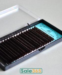 Ресницы Lex / Микс / Черный шоколад