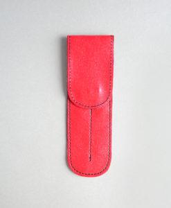 Чехол на 2 пинцета с магнитной кнопкой / Красный