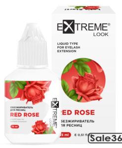 """Обезжириватель для ресниц """"Red Rose"""""""