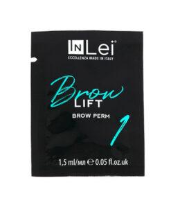 """In Lei / """"BROW LIFT 1 """" Перманентный состав для бровей / 1.5мл"""