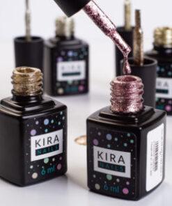 Гель-лаки Kira Nails 24 Karat